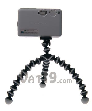 Gorillapod Flexible Camera Tripod