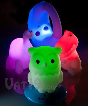 KinderGlo Portable Night Lights