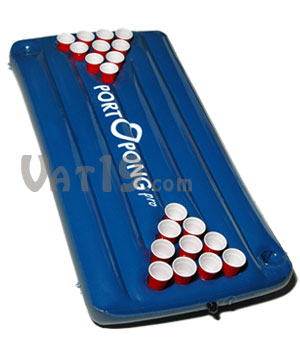 Port-O-Pong Beer Pong Table