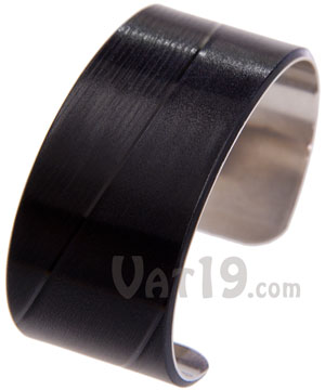 Recycled Record Cuff Bracelet