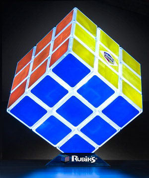 Rubik 39 S Cube Light Fully Playable And Rechargeable