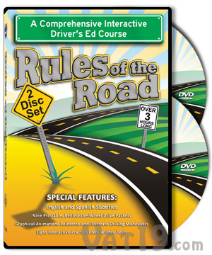 Rules of the Road DVD Set