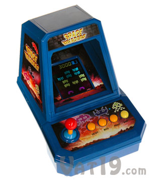 Space Invaders Desktop Arcade