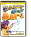 Rainy Day Art DVD