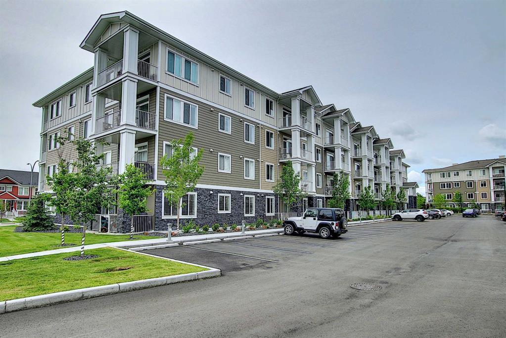 4407, 522 Cranford  Drive SE - MLS® # A1010214