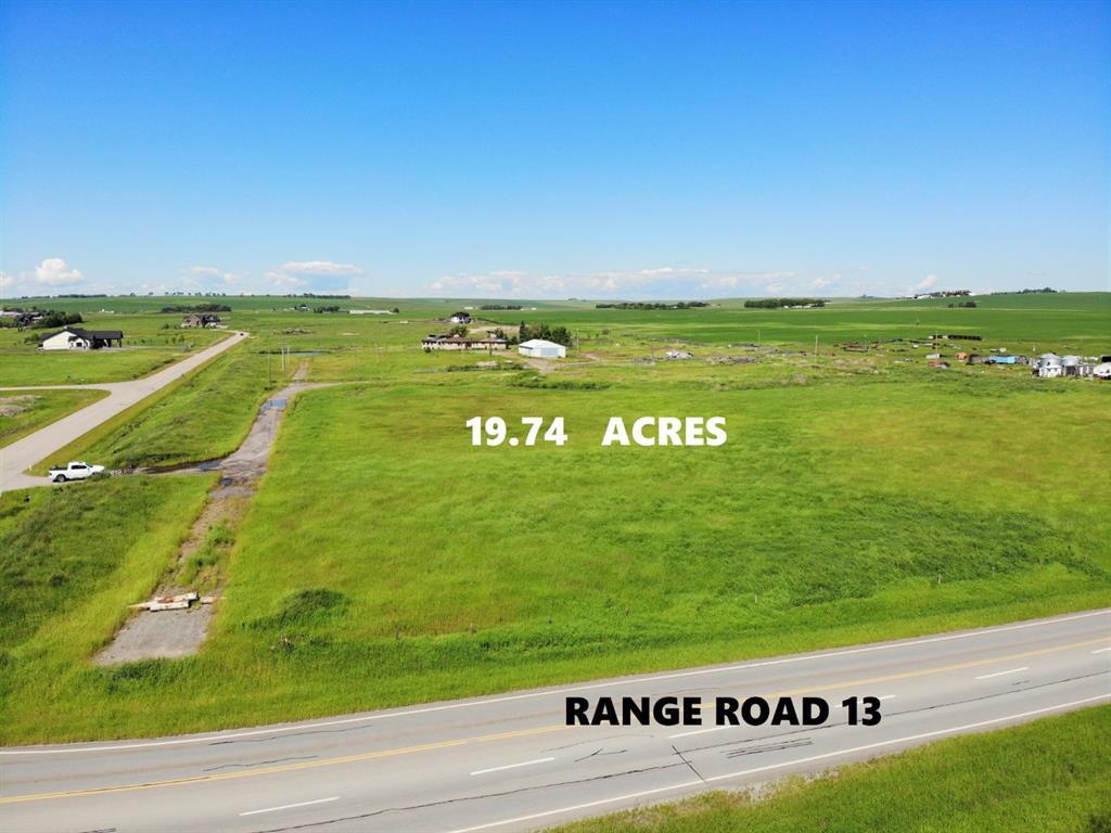 262227 Range Rd 13  - MLS® # A1010810