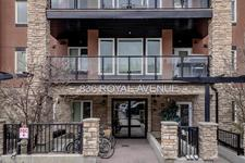 110, 836 ROYAL Avenue SW - MLS® # A1012905