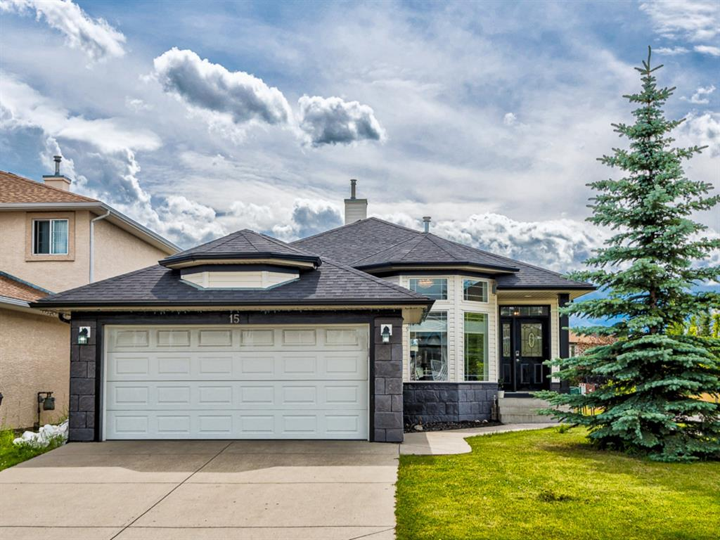 15 ARBOUR BUTTE Road NW - MLS® # A1014764