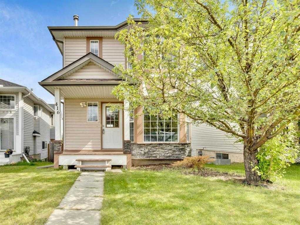 416 COUNTRY HILLS Drive NW - MLS® # A1014973