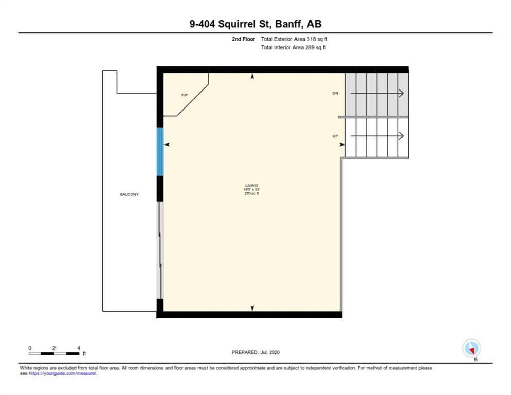9, 404 Squirrel Street NW - MLS® # A1015268