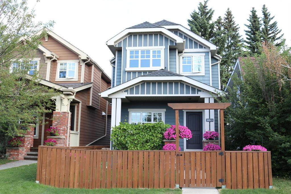 2012 20 Avenue NW - MLS® # A1015480