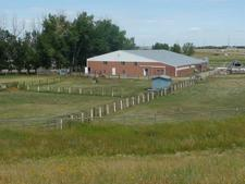 1- EQUINE FACILITY NORTH OF HIGH RIVER 27 Acres N - MLS® # A1