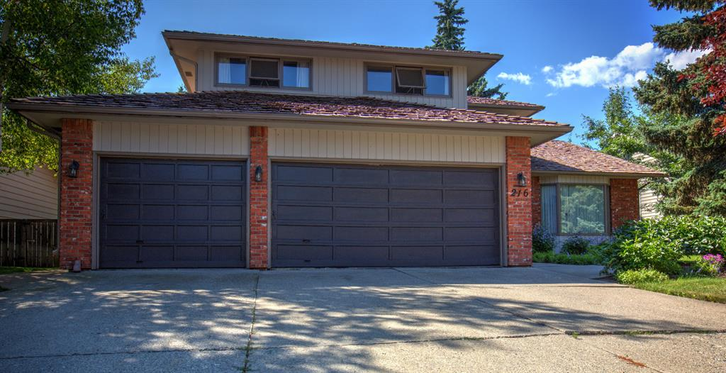 216 CANTERVILLE Drive SW - MLS® # A1026390