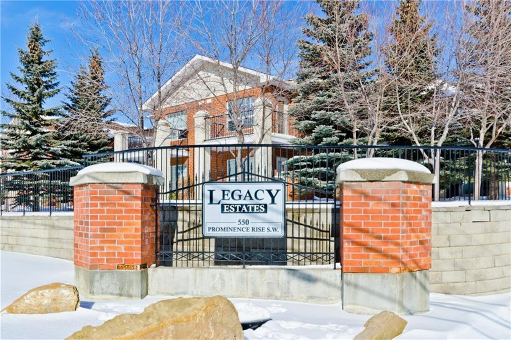 201, 550 PROMINENCE Rise SW - MLS® # A1026786