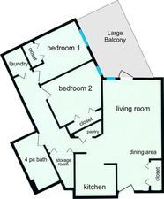 234, 5000 SOMERVALE Court SW - MLS® # A1030660