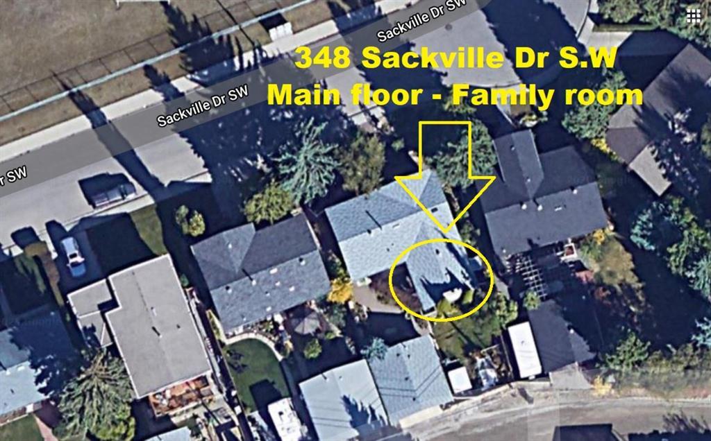 348 SACKVILLE Drive SW - MLS® # A1032357