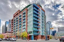 610, 205 Riverfront Avenue SW - MLS® # A1033261