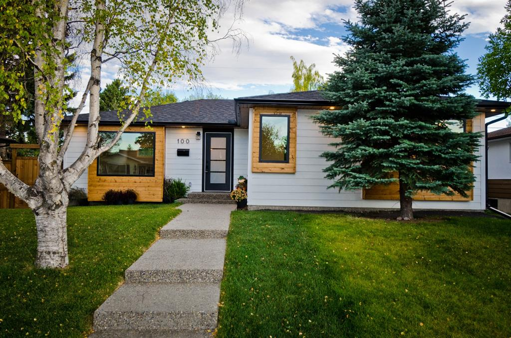 100 HILLARY Crescent SW - MLS® # A1033740