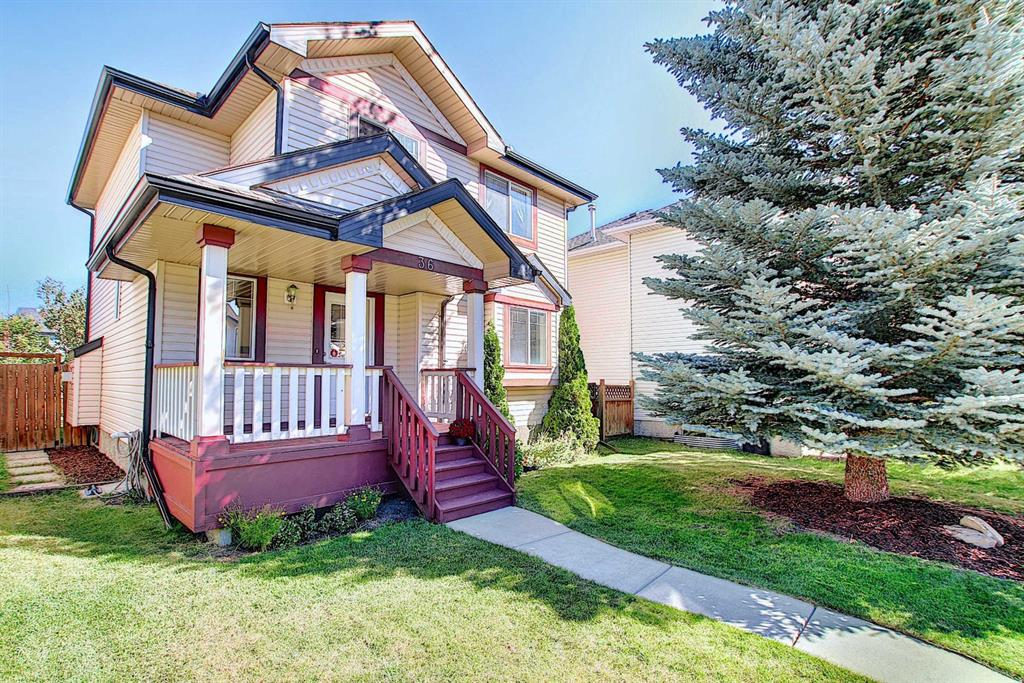 36 SOMERSIDE Grove SW - MLS® # A1034883