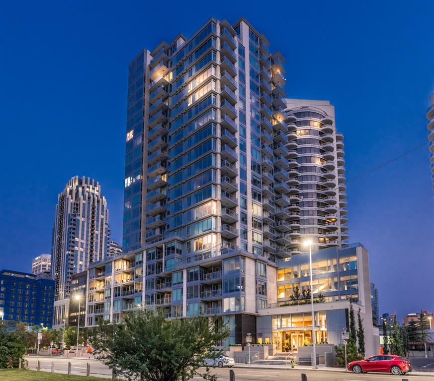 2306, 1025 5 Avenue SW - MLS® # A1035173