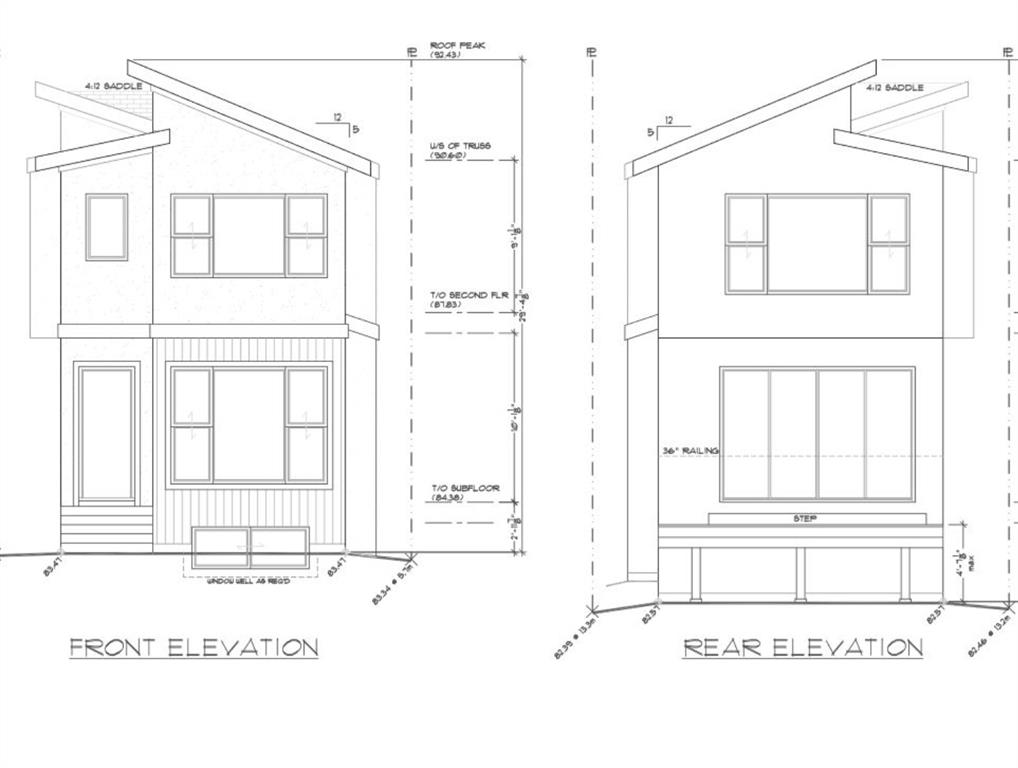 433 29 Avenue NW - MLS® # A1035269