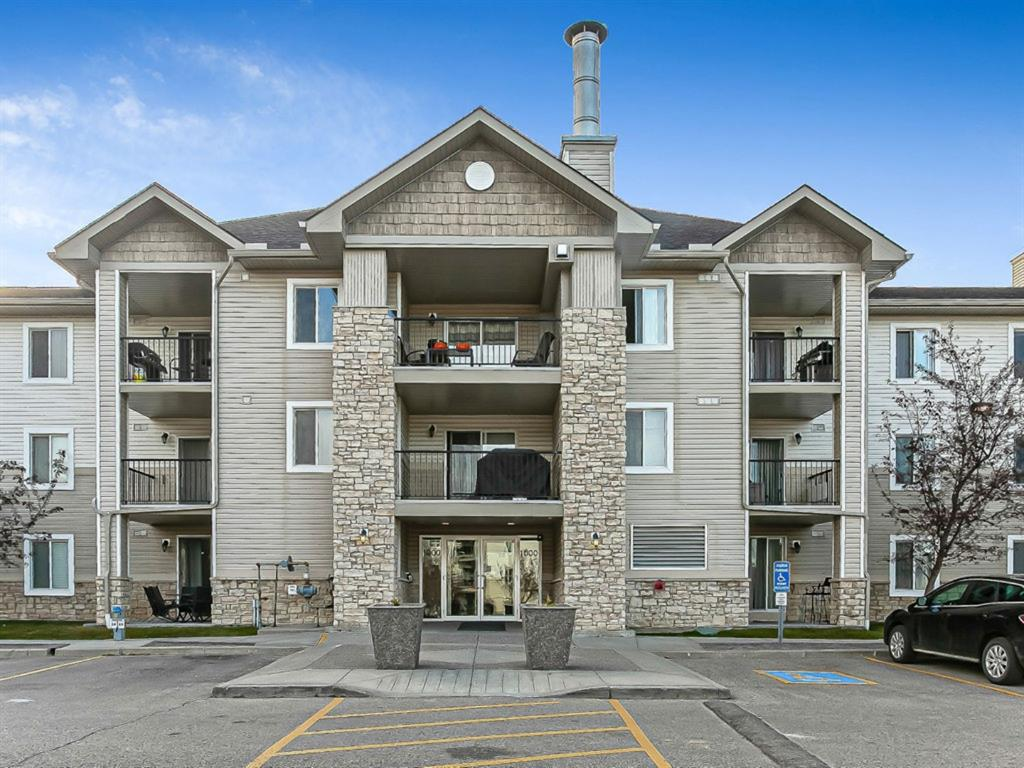1223, 2371 Eversyde Avenue SW - MLS® # A1045550