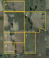W4R26T25S16QNE Range Road 264 Range - MLS® # A1050504