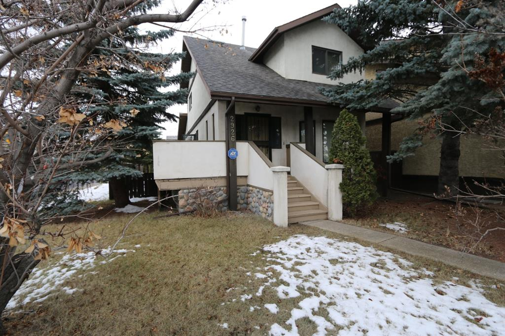 2926 Parkdale Boulevard NW - MLS® # A1052015