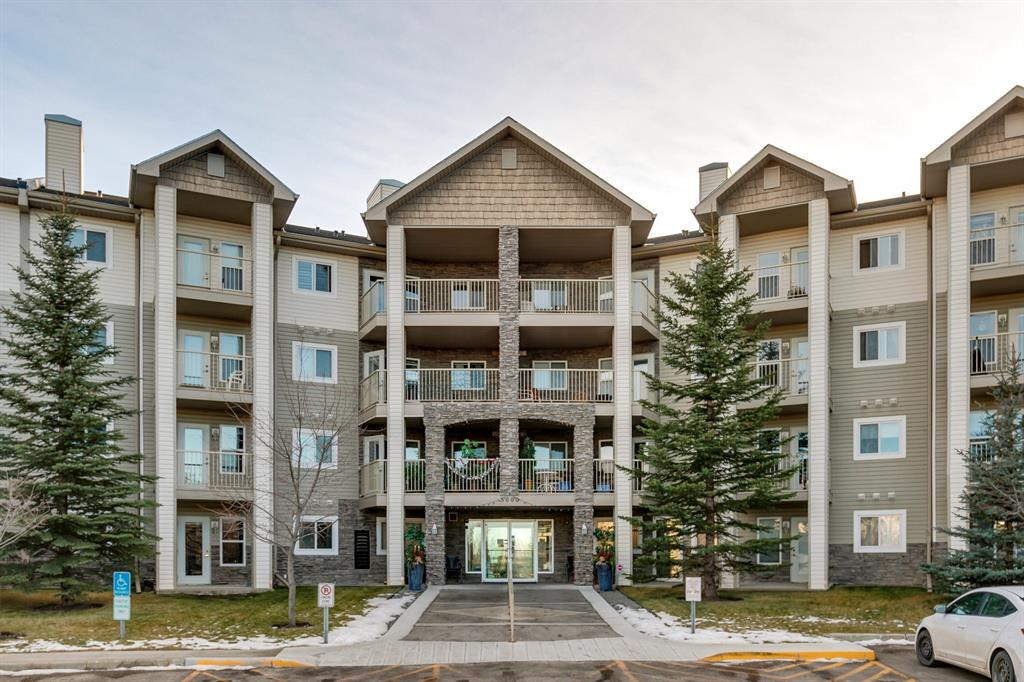 412, 5000 Somervale Court SW - MLS® # A1052021