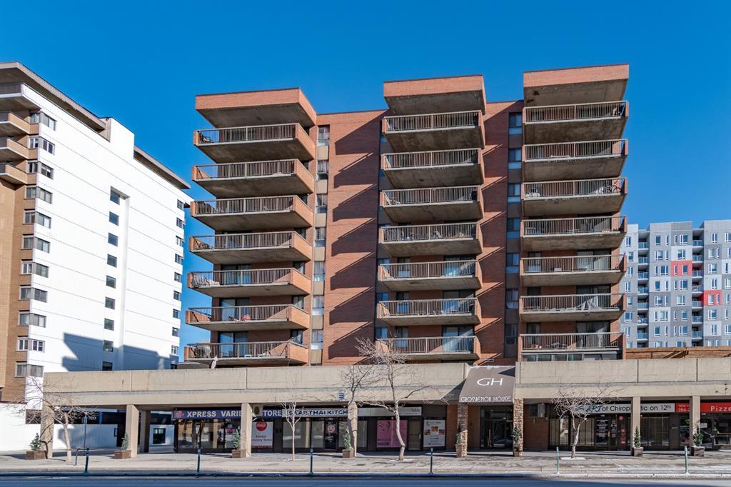 Beltline Apartment for sale:  2 bedroom 848 sq.ft. (Listed 2021-03-30)