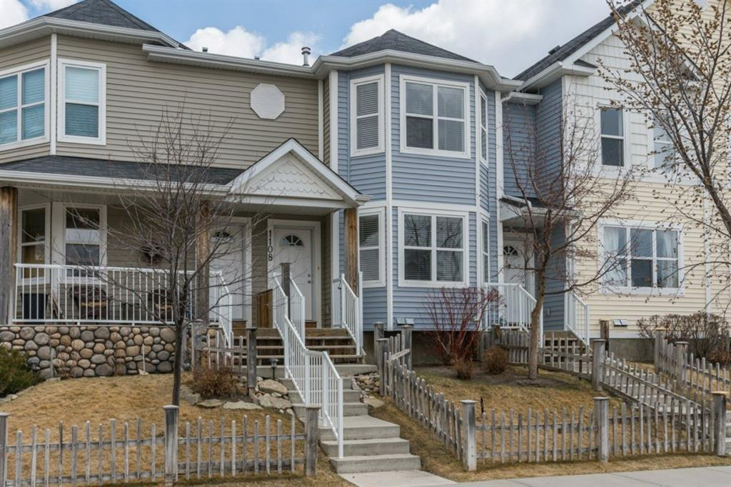 Highwood Village Row/Townhouse for sale:  2 bedroom 1,229.82 sq.ft. (Listed 2021-04-13)