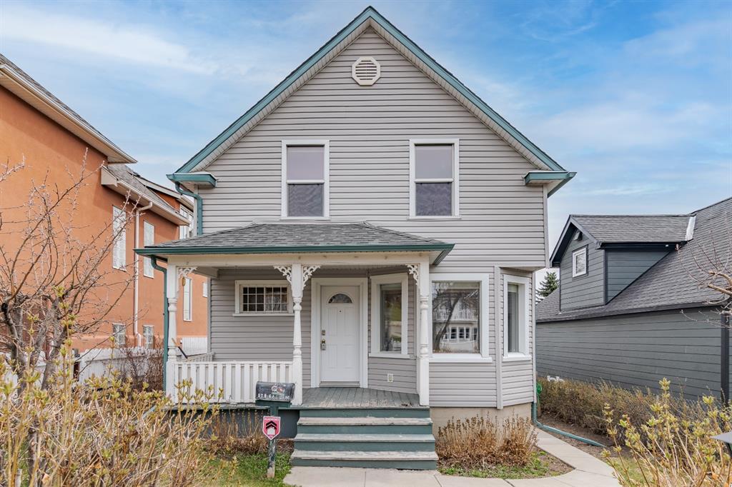Bridgeland/Riverside Detached for sale:  3 bedroom 1,373 sq.ft. (Listed 2021-05-01)