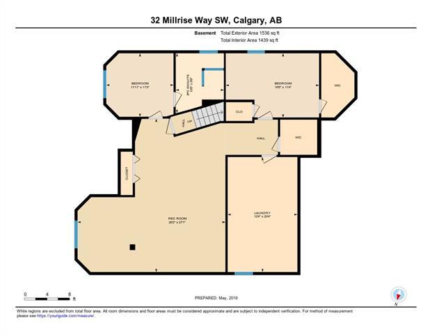 32 MILLRISE WY SW - MLS® # C4244636