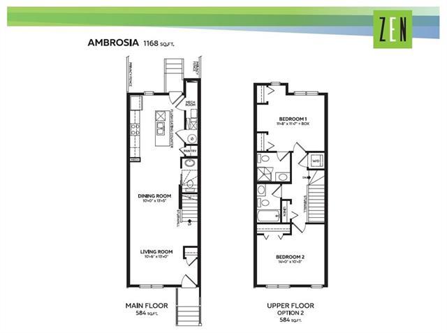 122 Cranbrook SQ SE - MLS® # C4256095