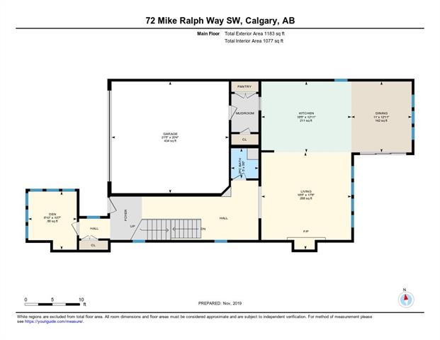 72 MIKE RALPH WY SW - MLS® # C4278630