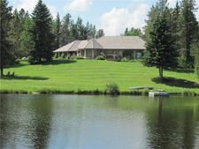 159 ac Lakefront Bragg Creek   - MLS® # C4281305