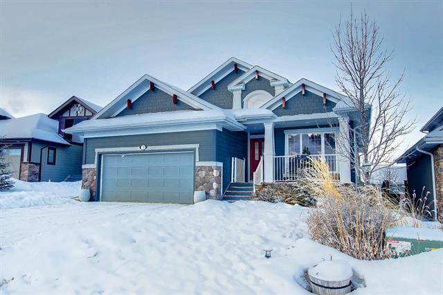 7 CRESTRIDGE PT SW - MLS® # C4281611