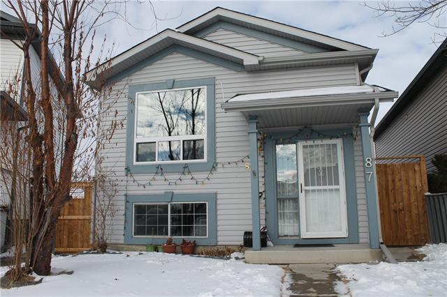 87 MARTIN CROSSING CL NE - MLS® # C4285662