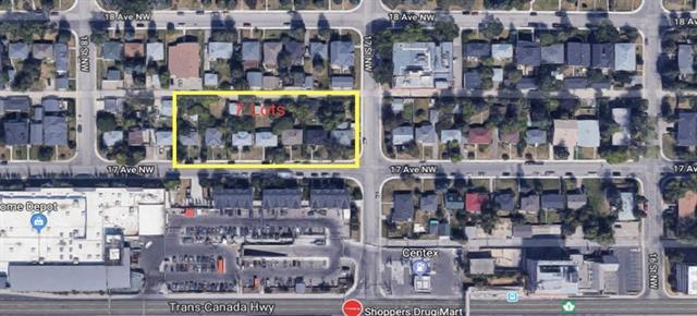 1804 - 1828 17 STREET NW AV NW - MLS® # C4286210