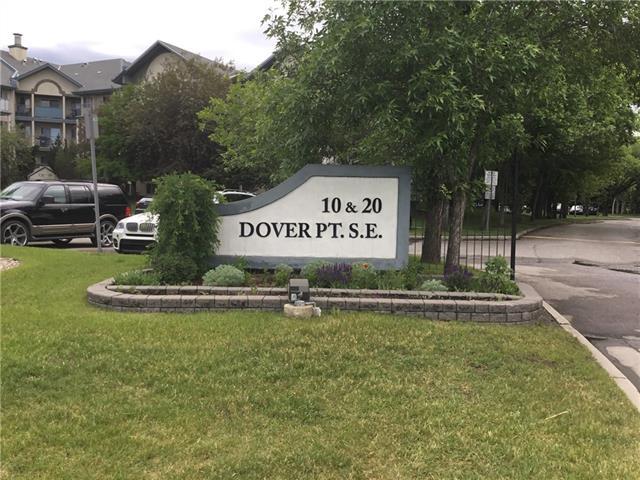 #101  10 Dover Point  SE - MLS® # C4287093