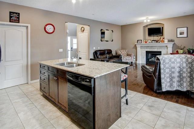 242 Prairie Springs CR SW - MLS® # C4290894