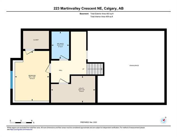 223 MARTINVALLEY CR NE - MLS® # C4291347