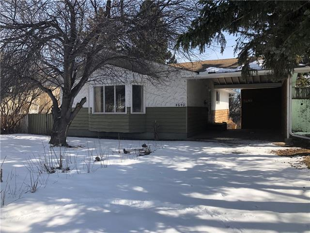 4640 NORTH HAVEN DR NW - MLS® # C4293333