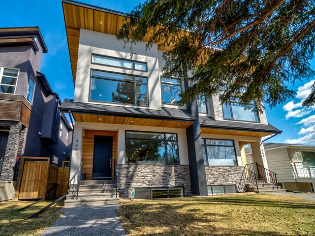 Mount Pleasant Semi Detached for sale:  4 bedroom 1,811 sq.ft. (Listed 2020-06-01)
