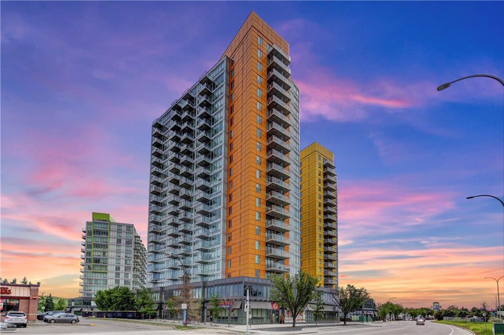 #607 3830 BRENTWOOD RD NW - MLS® # C4305620