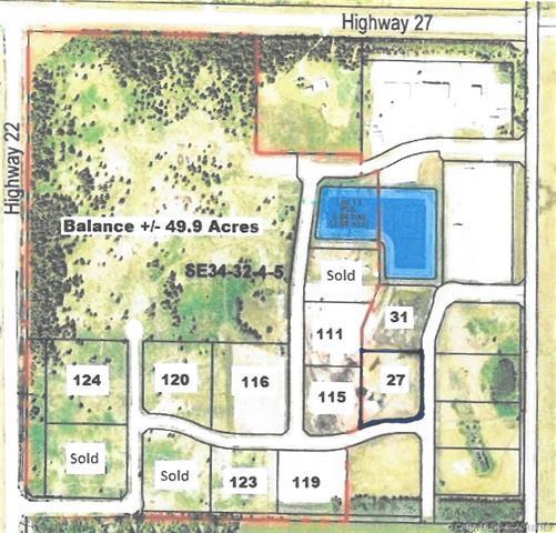 27-32532 Range Road 42  - MLS® # CA0183169