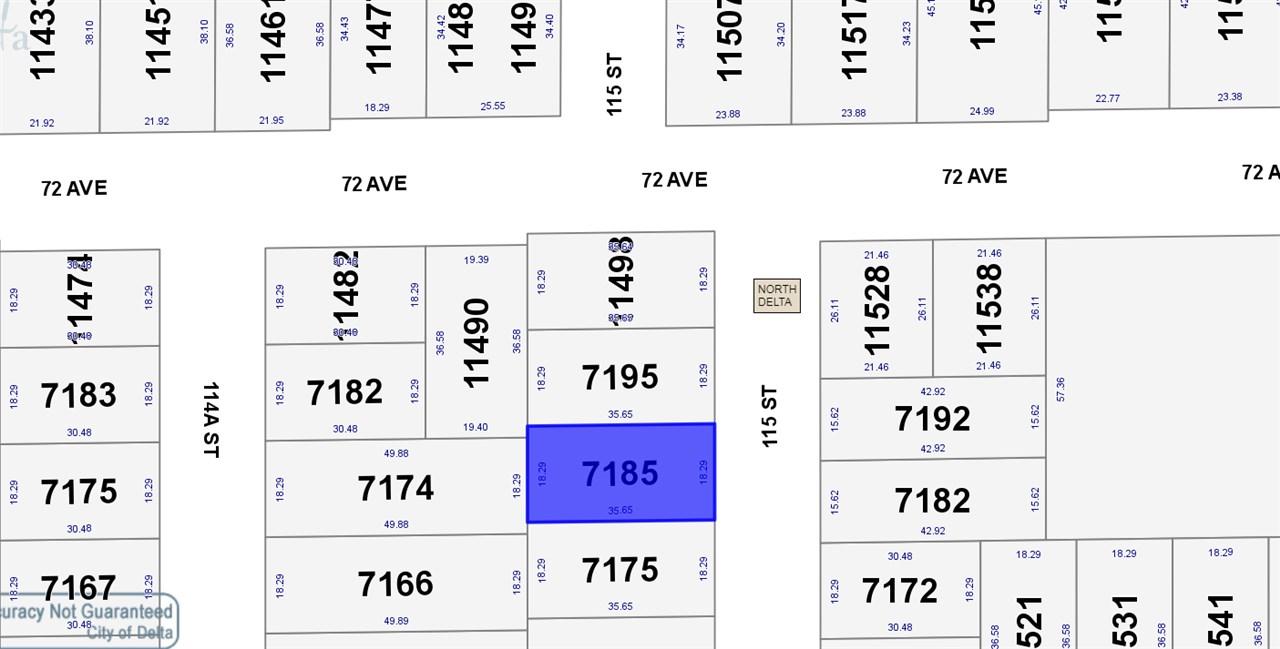 7185 115 STREET - MLS® # R2325913