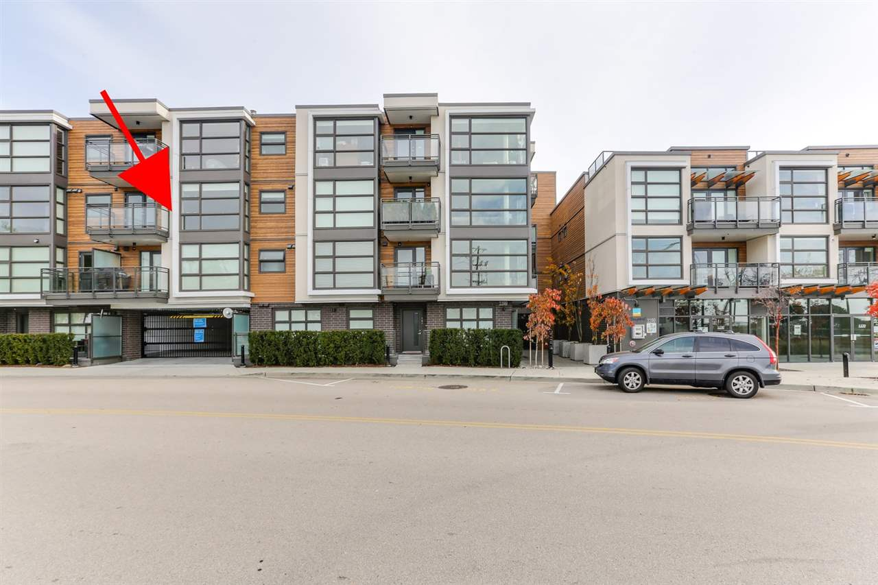 302 1160 OXFORD STREET - MLS® # R2417743