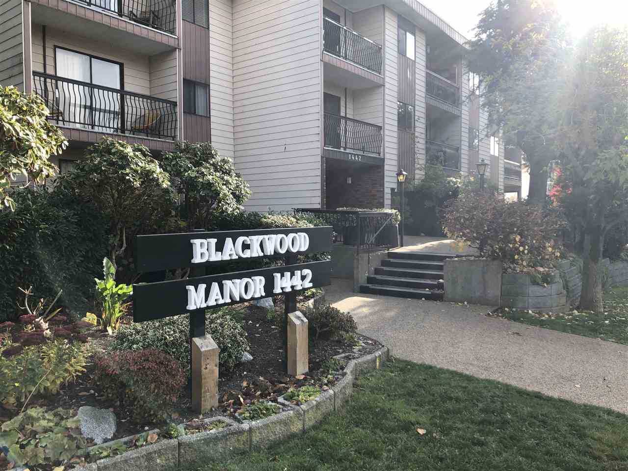 209 1442 BLACKWOOD STREET - MLS® # R2419194