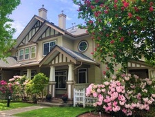 King George Corridor Townhouse for sale:  3 bedroom 1,676 sq.ft. (Listed 2020-03-20)